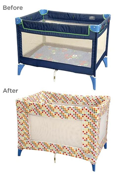 playpen slipcover pack n play slip covers