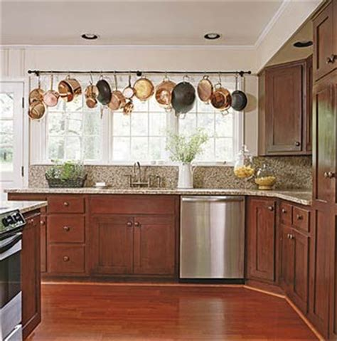 kitchen pot rack ideas decor design pot rack ideas