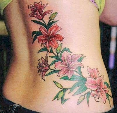 stargazer lily tattoo designs and meanings