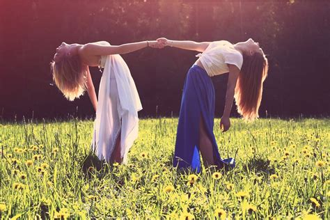Beautiful Blogging Friends 2 by Free Photo Friends Holding Free Image On