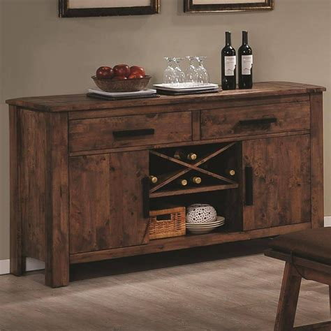 Rustic Kitchen Sideboard by 15 Best Of Farmhouse Sideboards And Buffets