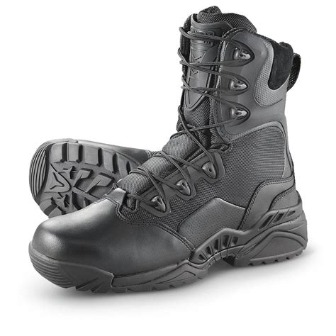 magnum boots for s magnum 174 spider 8 1 duty boots black 292366
