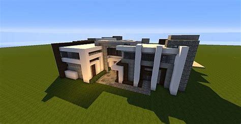 novus modern house minecraft house design