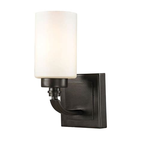 oil rubbed bronze sconces for the bathroom design house allante 4 light oil rubbed bronze bath light