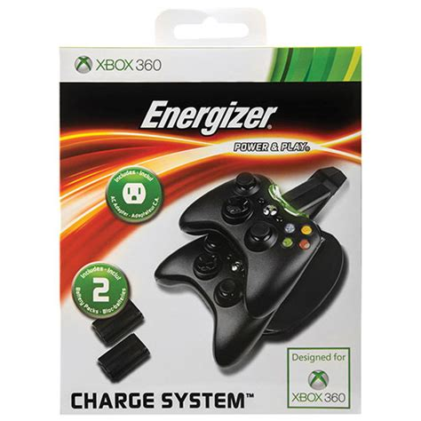 xbox 360 controller battery charger pdp energizer controller charger for xbox 360 xbox 360