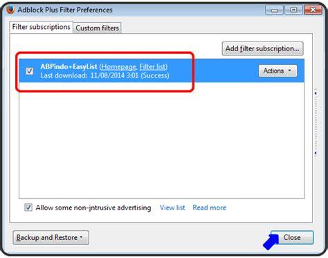 chrome banyak iklan cara blokir iklan yang mengganggu pada browser mozilla dan