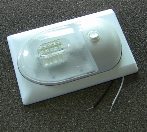 Rv Light Fixture Replacing Rv Light Fixture For Incandescent With Led Light Fixture