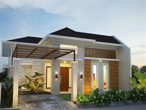 model rumah terbaru  lantai elegan rumah pantura