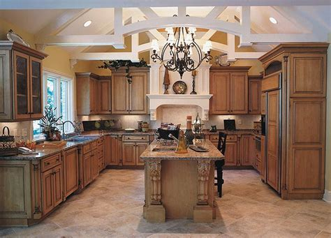 kitchen cabinet special features perimeter cabinets golden maple with mocha glaze oxford