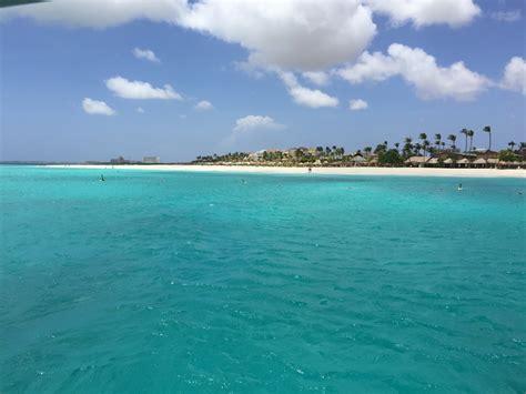 catamaran excursion aruba shore excursion on royal caribbean adventure of the seas
