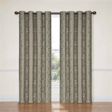 bed bath beyond blackout curtains change the look of your room curtains by eclipse night