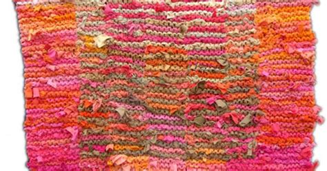 rugs made from recycled materials pink and floating square rag rug made from recycled materials see more at www