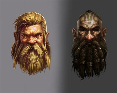 dwarven beard might and magic might magic x pre release thread