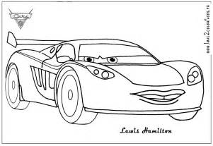 Coloriage Cars Format A4