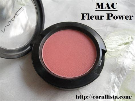 Mac Fleur Power Blush 290rb mac blush in fleur power products i