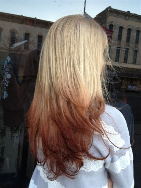 reverse ombre fo reverse ombr 233 hair colors ideas