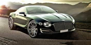 Bentley Gt Next Bentley Continental Gt Could Platform With Panamera