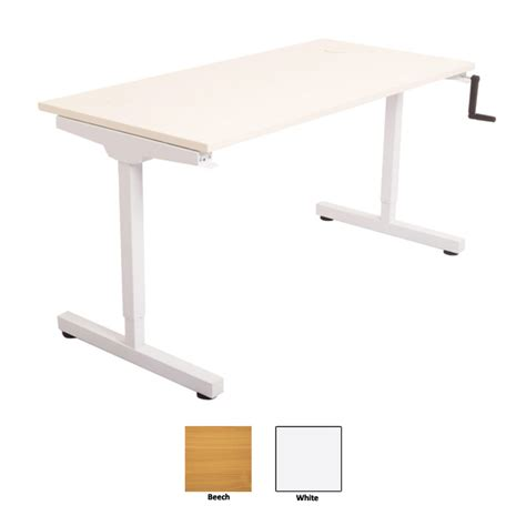 manual height adjustable desk triumph manual height adjustable desk office furniture