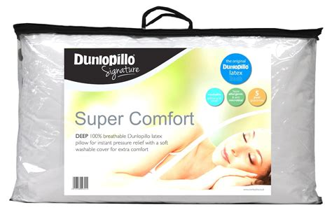 dunlopillo comfort pillow dunlopillo comfort pillows mibed