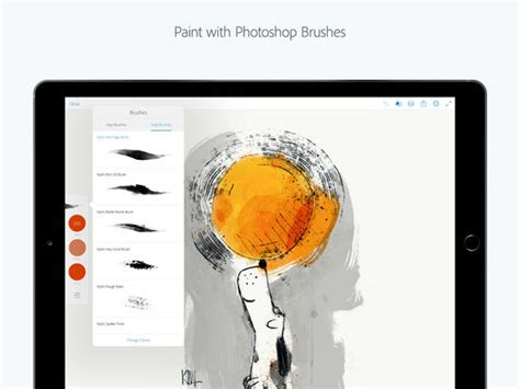 drawing tutorial sketchbook ipad adobe photoshop sketch on the app store