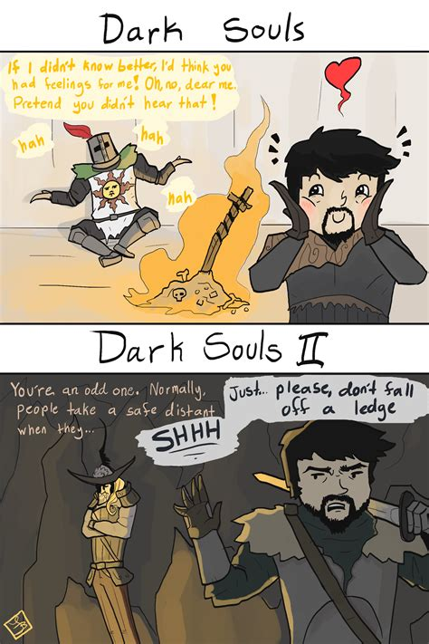 no one can replace the sunbro dark souls know your meme
