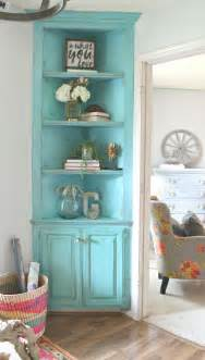 Hutch Bookcase 25 Best Ideas About Corner Cabinets On Pinterest Corner