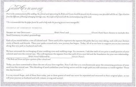 Wedding Ceremony Wording by Wedding Ceremony Quotes Like Success