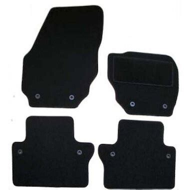volvo s80 car mats volvo s80 automatic 2006 to onward car mats by scm