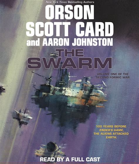 the swarm volume one of the second formic war skyboat media