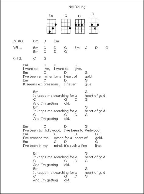 strumming pattern heart of gold 1000 images about chords lyrics how to play music on