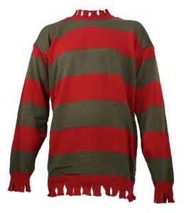freddy krueger sweater color freddy krueger sweater http seasonalcraze freddy