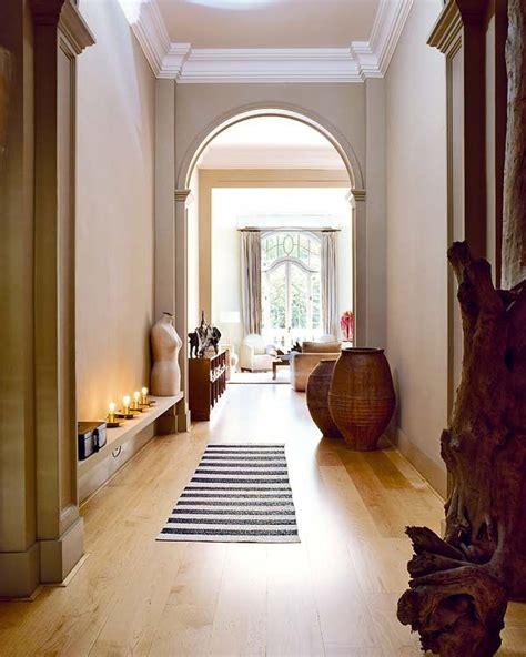 ideas para decorar pasillos anchos pasillos anchos ambiente pinterest recibidor