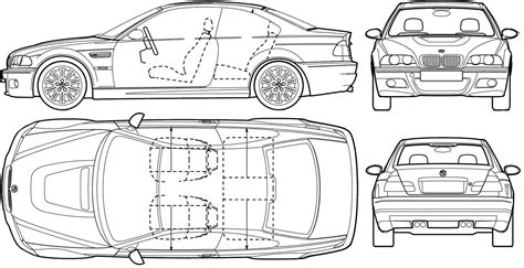 e46 bmw factory wiring diagrams fuel bmw e46 fuse 46