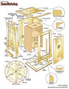 Free Online Kitchen Cabinet Design Tool kitchen cabinet building plans free 187 woodworktips