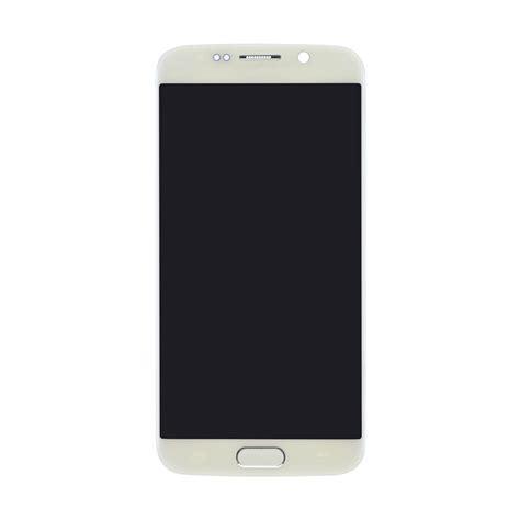 s6 samsung screen samsung galaxy s6 edge cdma lcd touch screen with frame white
