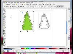 latex bitmap tutorial tracing a photo with inkscape for use in design space