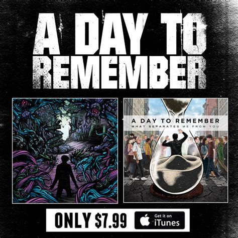 A Day To Remember Adtr a day to remember victory records