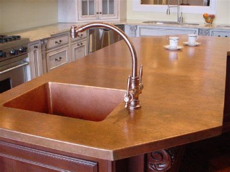 Copper Kitchen Countertops by Pin By Liley Williamson On Kitchen