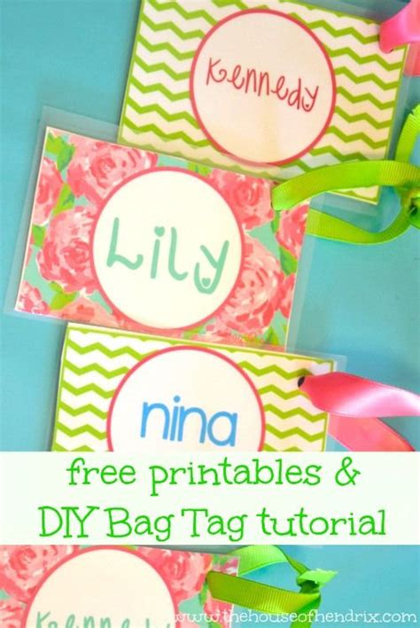 printable name tags for school bags 696 best images about printables on pinterest free