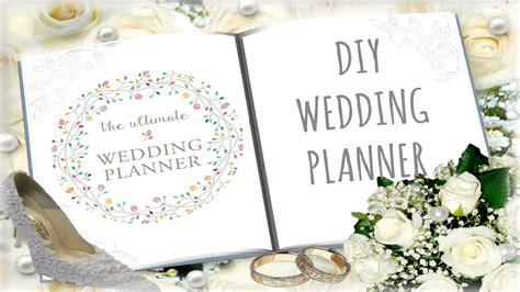 wedding planner diy diy wedding planner cheap and budget friendly