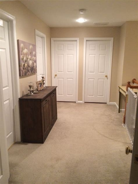 sherwin williams kilim beige colors hallway