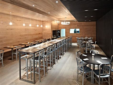 Scandinavian Bookcase Modern Cafe Restaurant