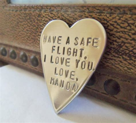 Have A Safeight I Love You Alized Keepsake For