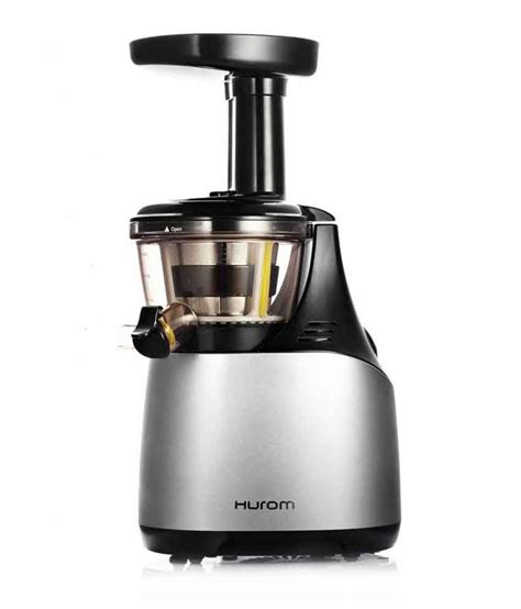 Hurom Juicer He 500 Hurom He 500 Grey Juicer Price In India Buy Hurom He 500 Grey Juicer On Snapdeal