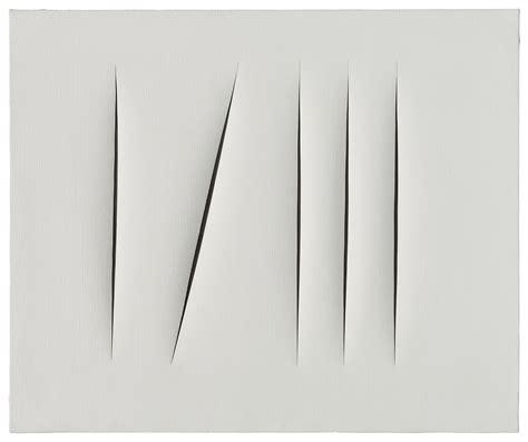 Mimimalist by Le Onde Lucio Fontana Newsdesk