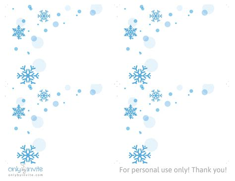 winter invitation template free 6 best images of printable winter cards winter solstice
