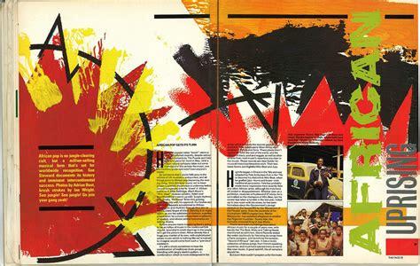 design magazine history digital changes in publication design