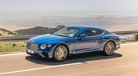 continental gt bentley 2019 bentley continental gt revealed ahead of its