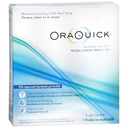 hiv test farmacia oraquick in home hiv test walgreens