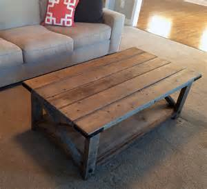 Farmhouse Coffee Table Farmhouse Coffee Table Weathered By Thechicnshabbybean On Etsy